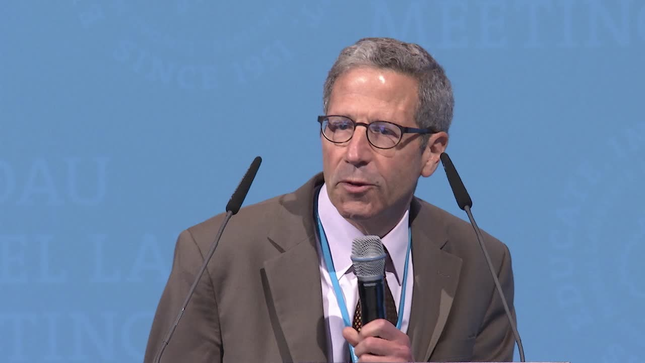 Eric S. Maskin (2014) - Why Haven't Global Markets Reduced Inequality in Developing Economies?