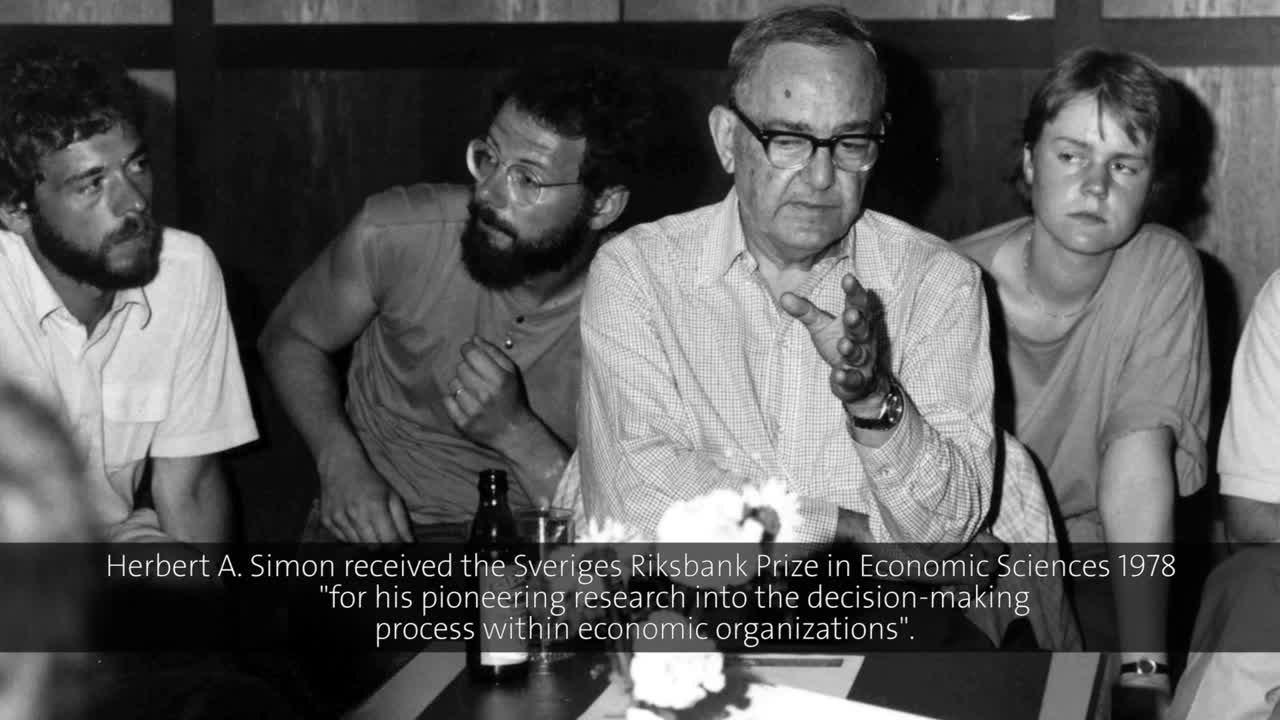 Herbert Simon (1986) - The Concept of Human Rationality in Economics and Psychology