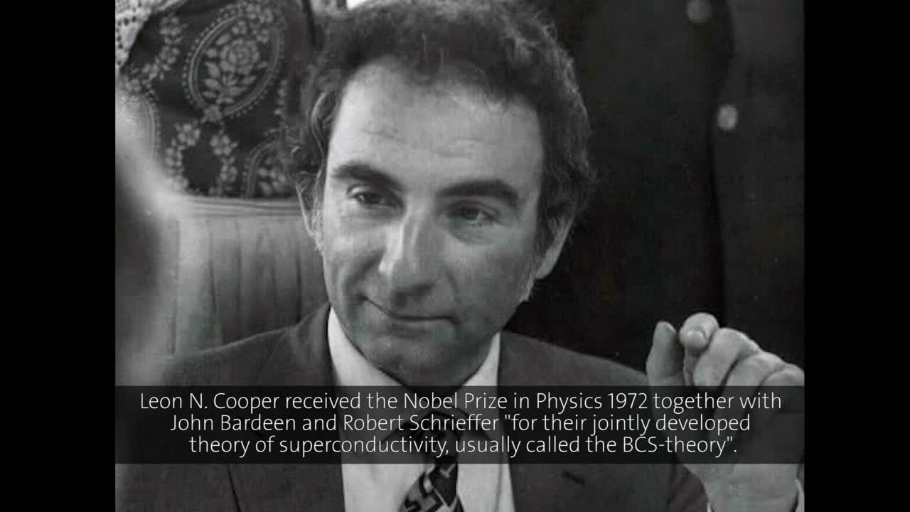 Leon Cooper (1976) - How Possible Becomes Actual in the Quantum Theory