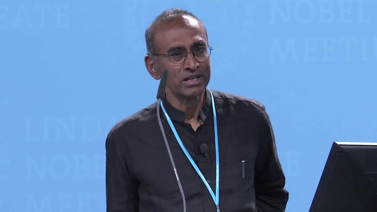 Venkatraman Ramakrishnan (2015) - Seeing is Believing - A Hundred Years of Visualizing Molecules