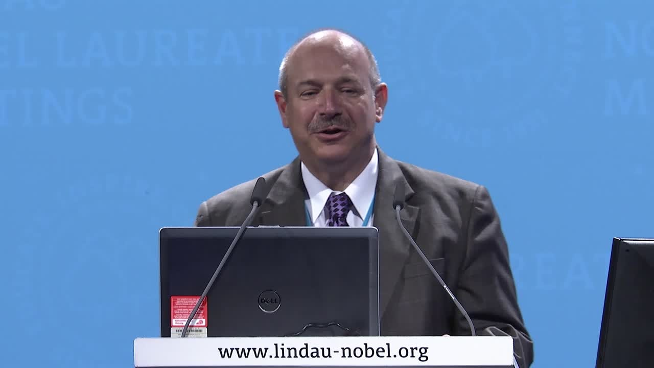 Bruce Beutler (2015) - Finding Mutations that Affect Immunity
