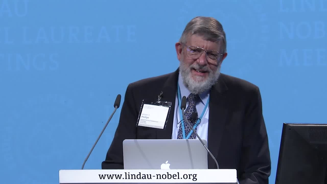 William D. Phillips (2015) - Quantum Information: a Scientific and Technological Revolution for the 21st Century