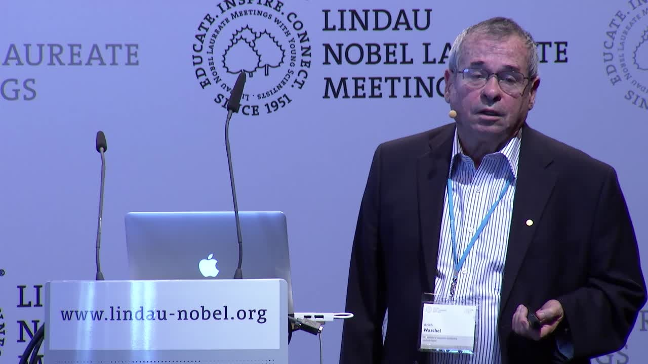 Arieh Warshel (2015) - How to Model the Action of Complex Biological Systems on a Molecular Level