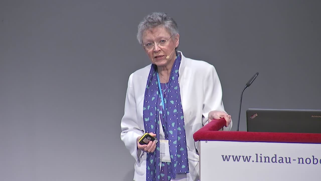 Françoise Barré-Sinoussi (2015) - Translational Science on Viral Infectious Diseases: From Louis Pasteur to Today