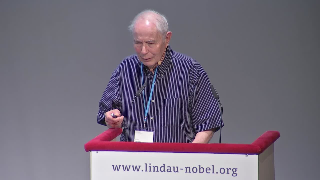 Avram Hershko (2015) - Roles of the Ubiquitin System in Health and Disease