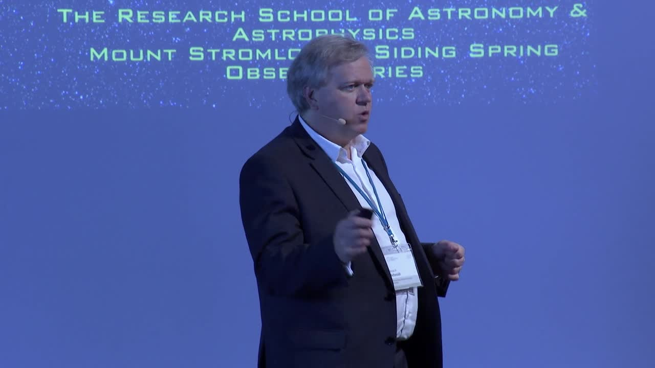 Brian P. Schmidt (2015) - The State of the Universe