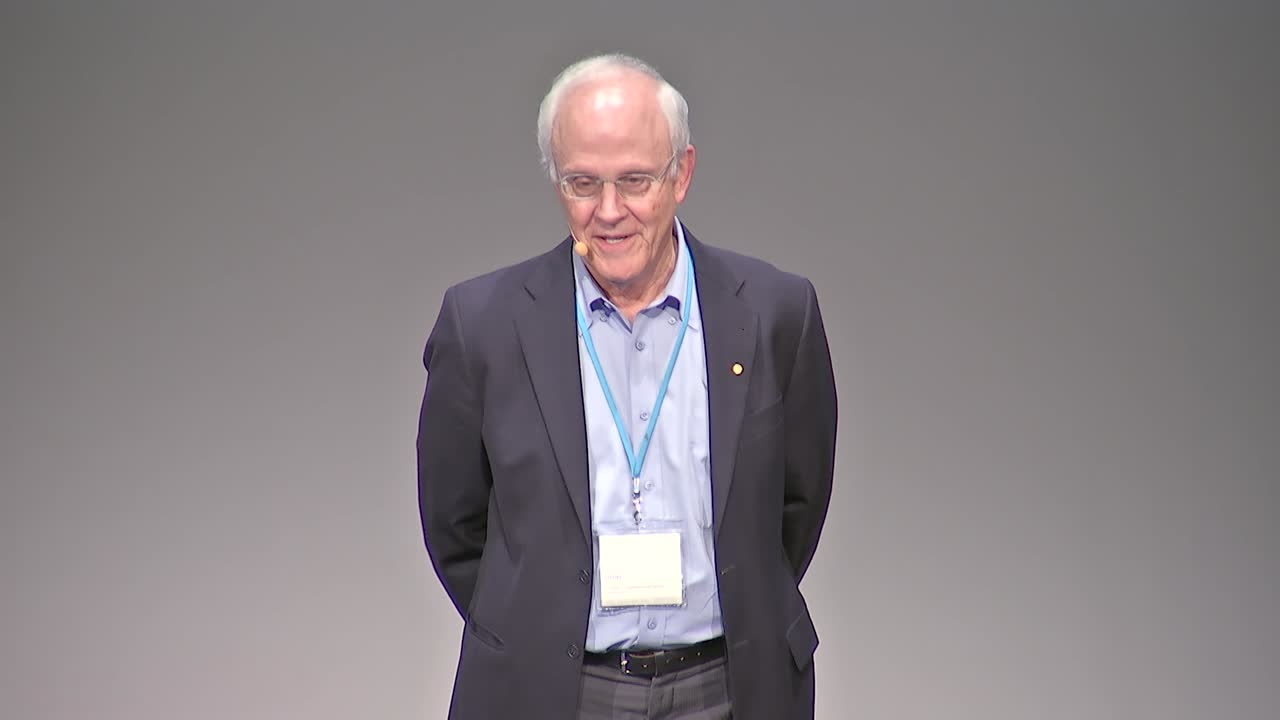 David J. Gross (2015) - The Future of Particle Physics