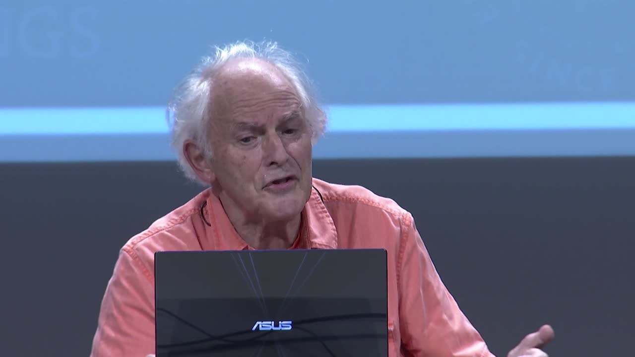 HAROLD KROTO CALLS FOR A LINDAU ALUMNI INITIATIVE  (2015) - Nobel Laureate Harold Kroto on the Lindau Alumni for Humanitarian Action (LAHA)