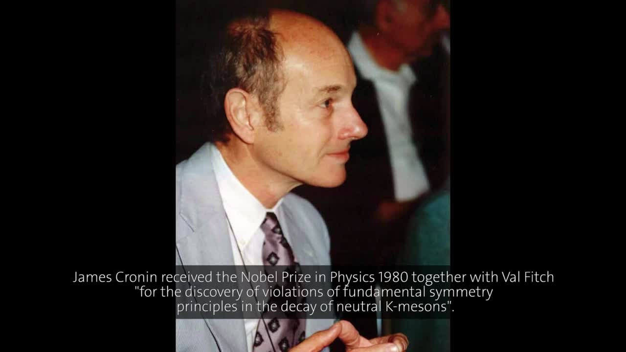 James Cronin (1991) - Astrophysics with Extensive Air Showers