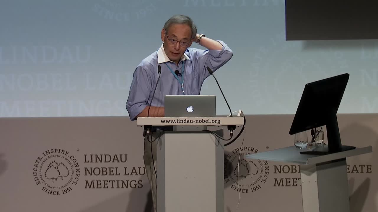 Steven Chu (2016) - Optical Microscopy 2.0