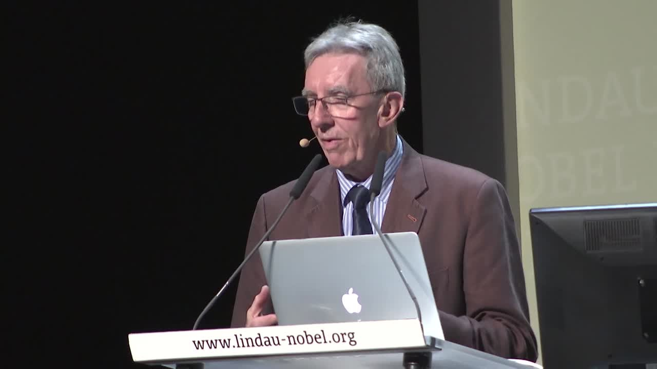 Jean-Pierre Sauvage (2017) - From Chemical Topology to Molecular Machines