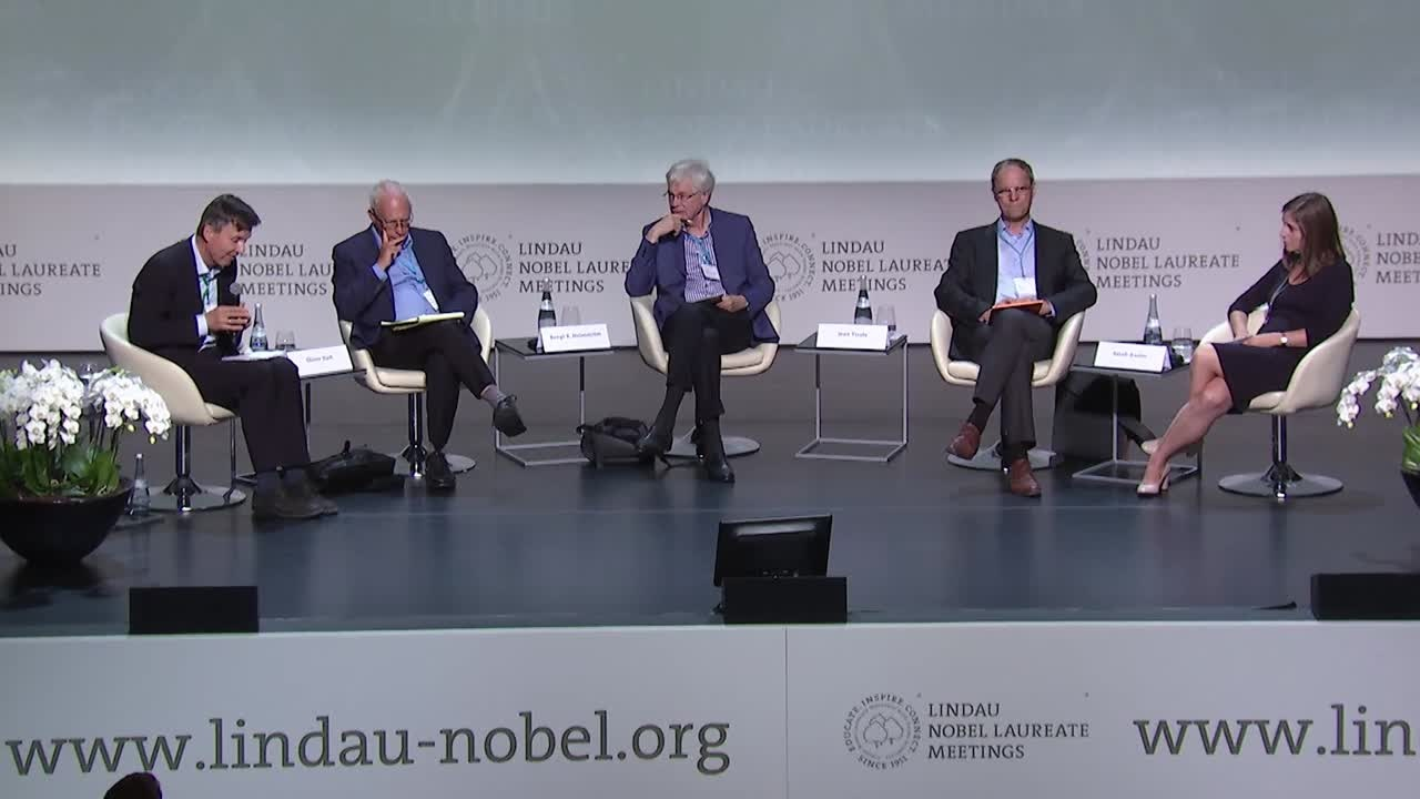 Panel Discussion (2017) - Contracts, Incentives and Organisations; Panellists: Sarah Auster, Oliver Hart, Bengt Holmström, Jean Tirole; Moderator: Klaus M. Schmidt
