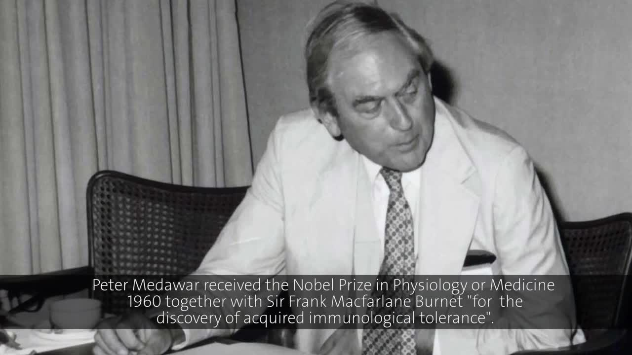 Peter Medawar (1978) - The New Immunology