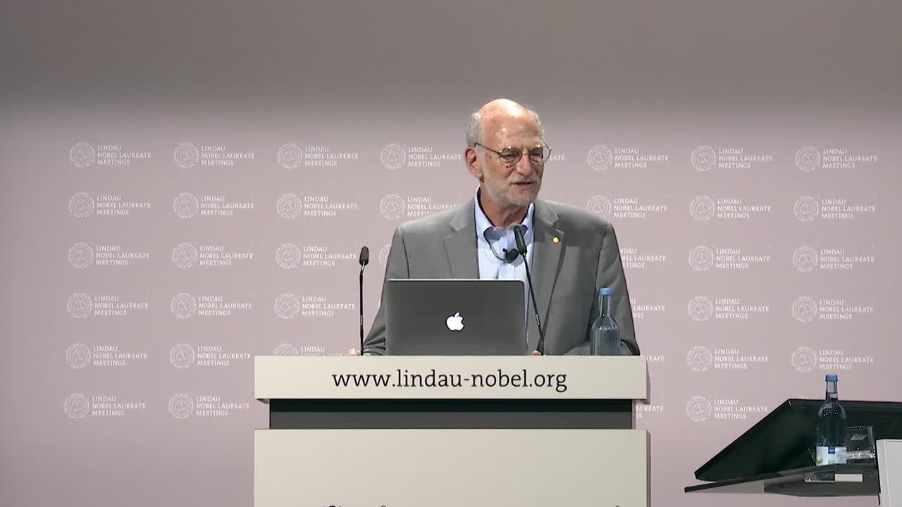 Michael M. Rosbash (2018) - The Circadian Rhythm Story: Past, Present and Future