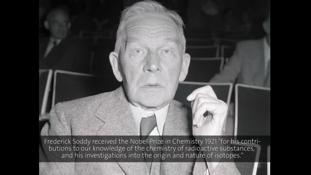 Frederick Soddy (1954) - The Wider Aspects of the Discovery of Atomic Disintegration