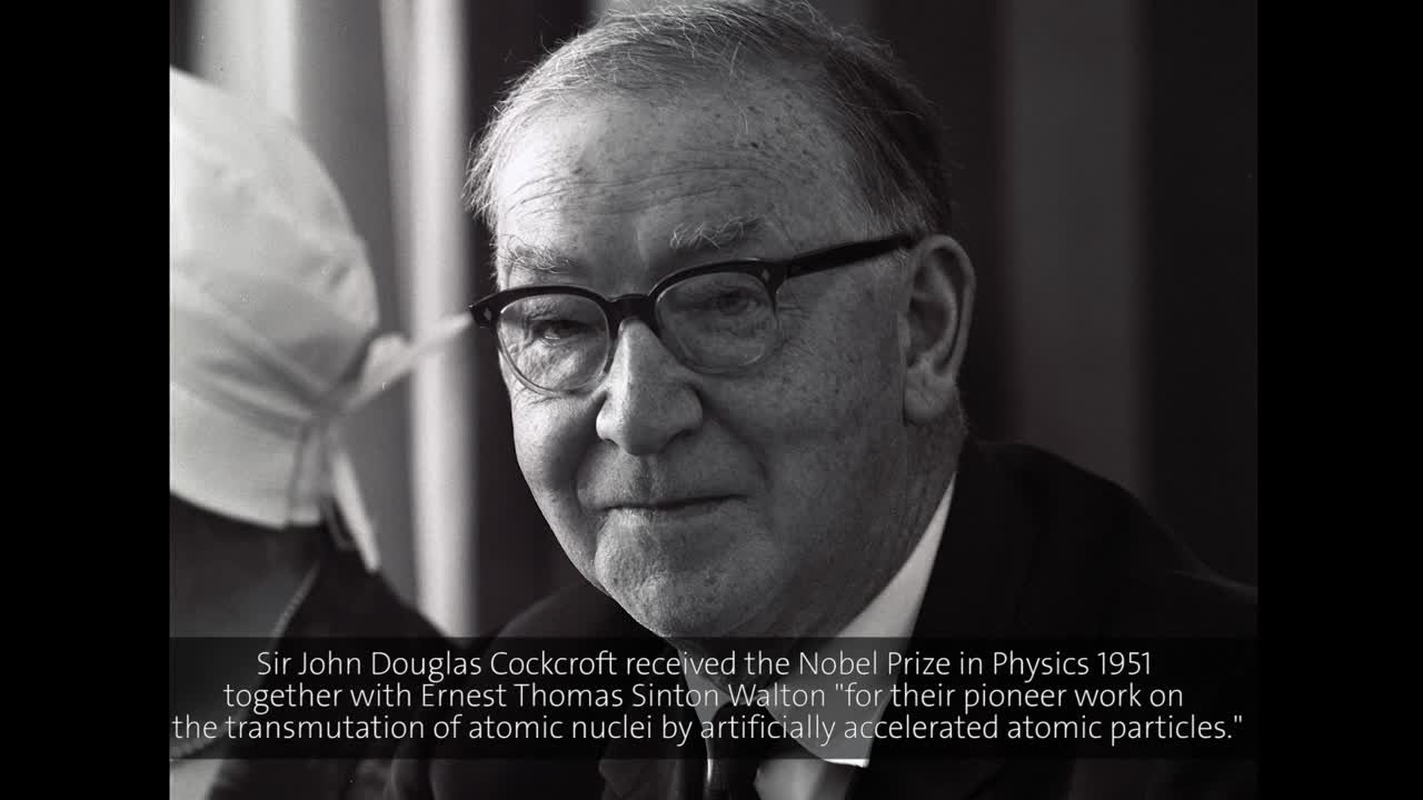 Sir John Cockcroft (1962) - Up-To-Date Account of the Present Situation and the Prospects in the Field of Atomic Energy or Nuclear Power