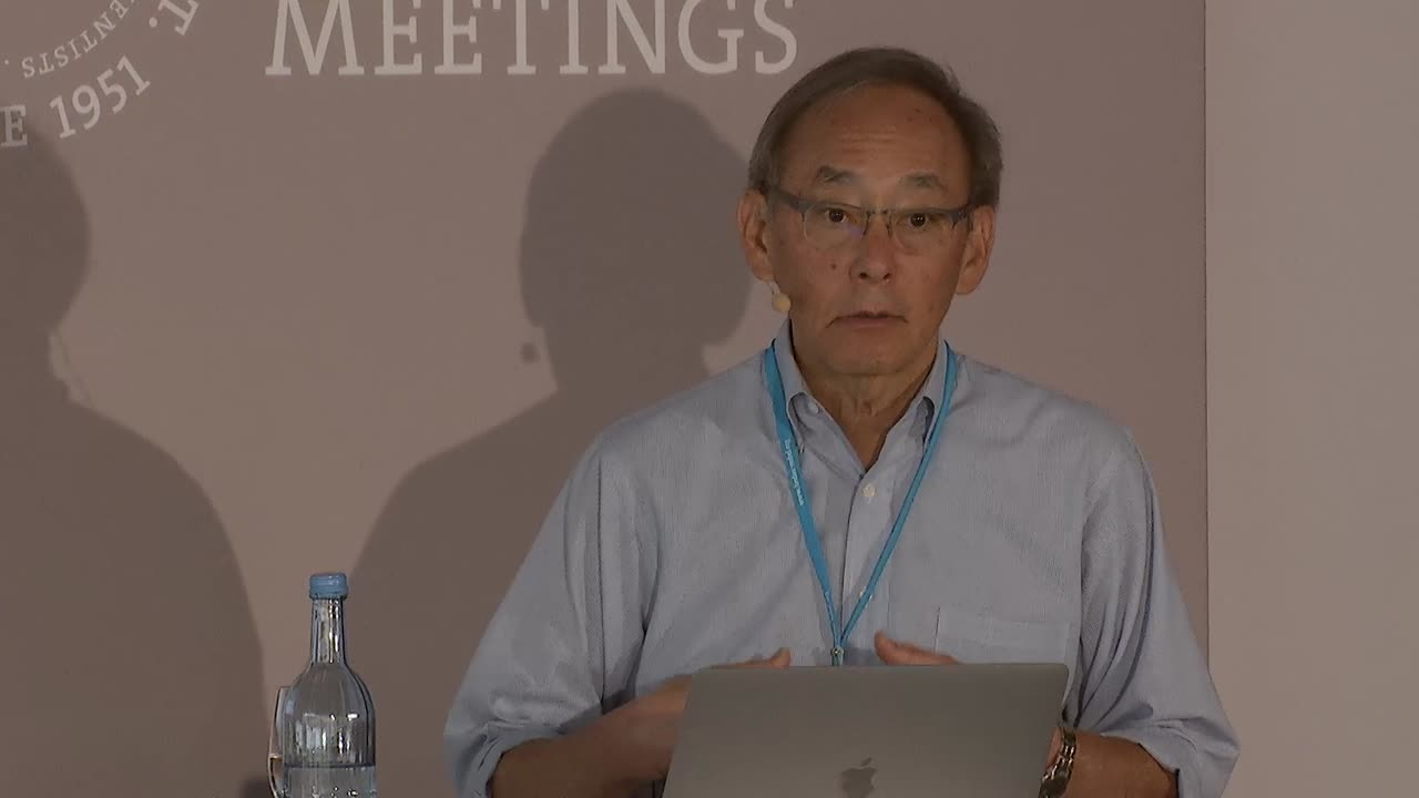 Steven Chu  (2019) - Non-Thermal Equilibrium Transport by Dynein Molecular Motors in Live Neurons, and Breakthroughs in Linear and Non-Linear Ultrasound Imaging