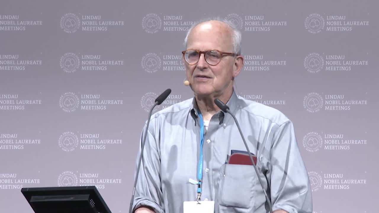 Rainer Weiss (2019) - Gravitational Wave Astronomy