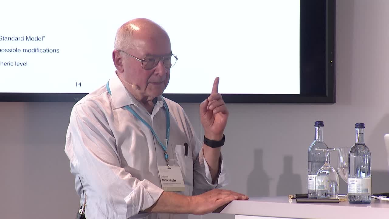 Johann Deisenhofer (2019) - Photosynthesis - Structural Biology and Evolution