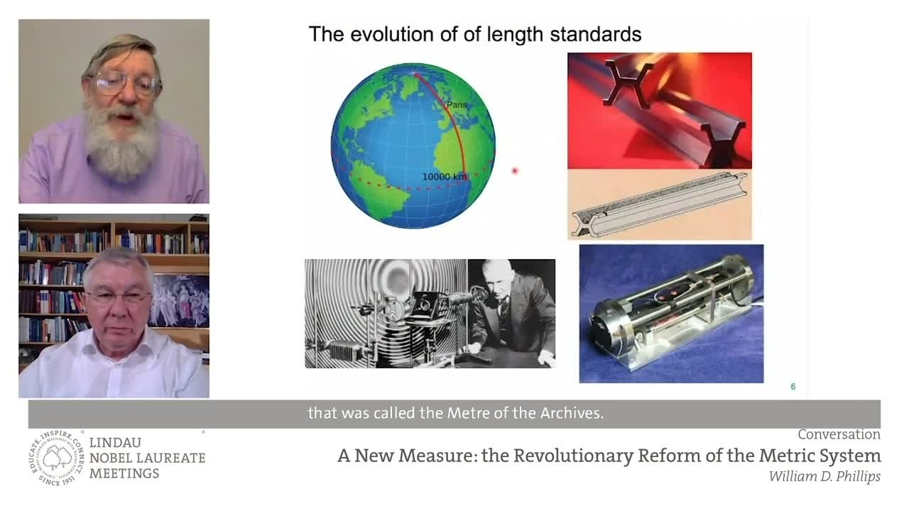 William D. Phillips (2020) - A New Measure: the Revolutionary Reform of the Metric System