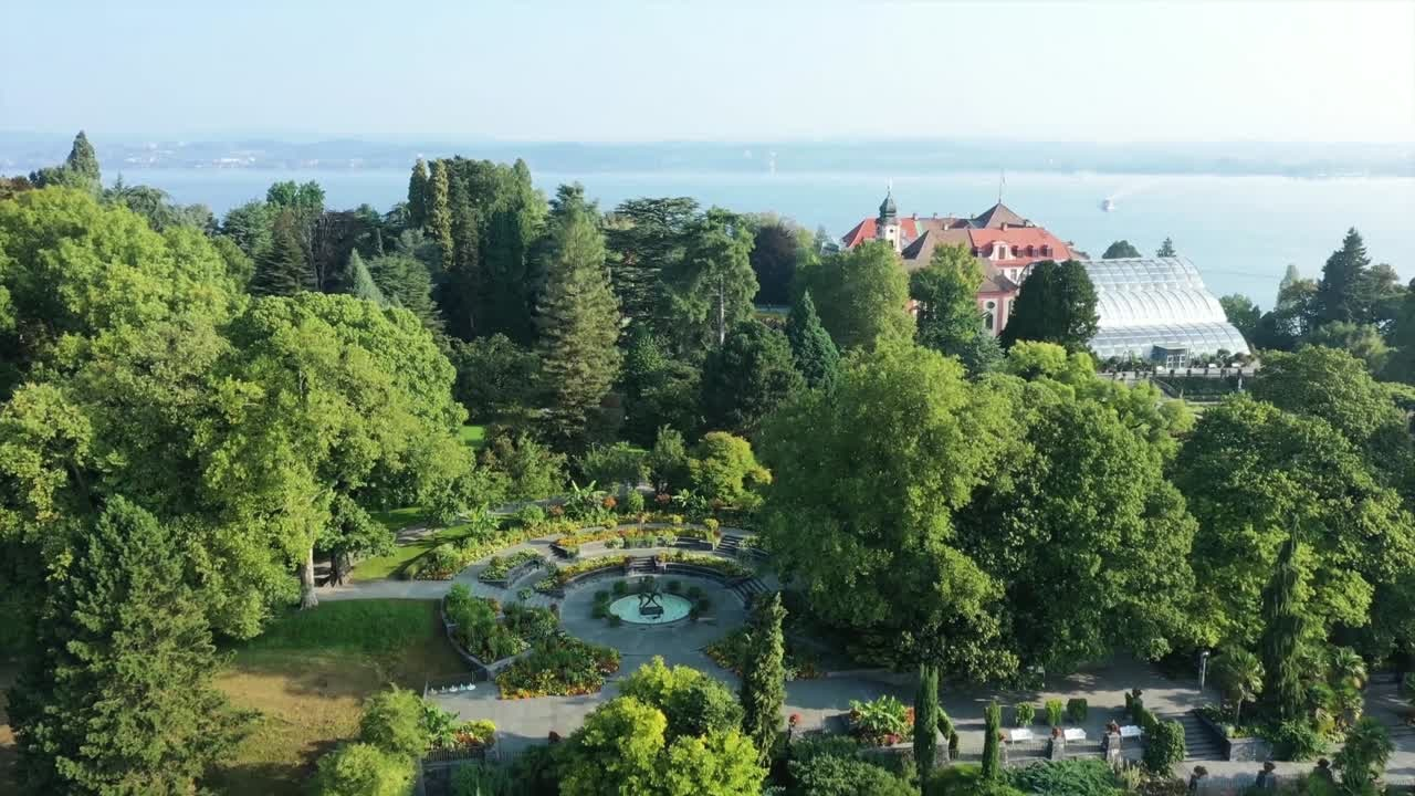 Mainau Impressions  (2020) - On the final day of the Online Science Days Countess Bettina Bernadotte welcomes you on Mainau Island where the Lindau Nobel Laureate Meetings traditionally end with a panel discussion and a science picnic.