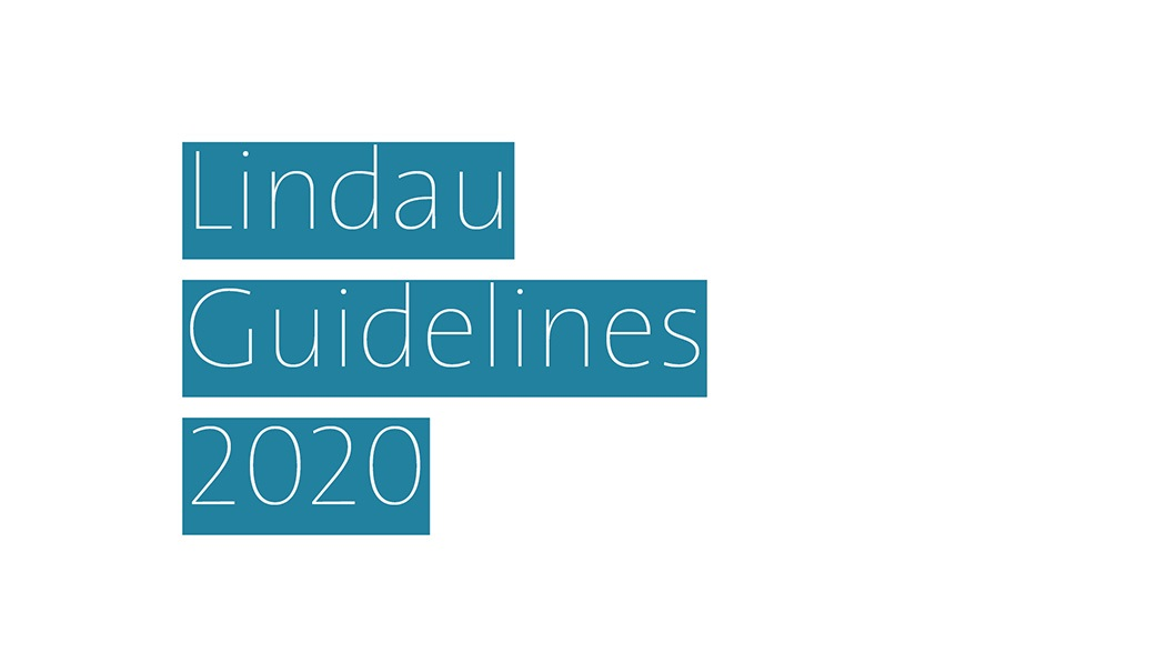 Online Sciathon Results: Implementing the Lindau Guidelines (2020) - Watch the three finalists presenting their projects on how to implement the Lindau Guidelines.
