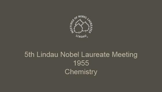 5th Lindau Nobel Laureate Meeting (1955)