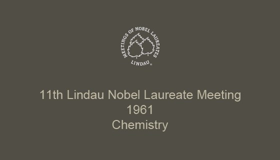 11th Lindau Nobel Laureate Meeting (1961)