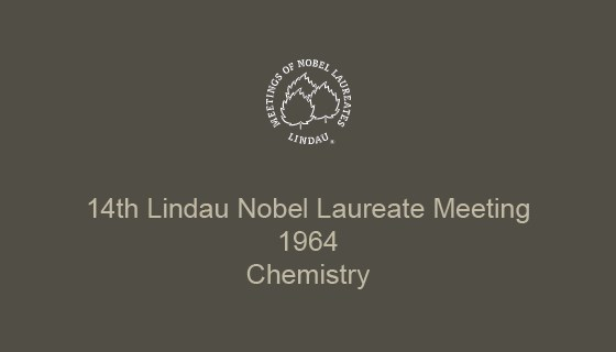 14th Lindau Nobel Laureate Meeting (1964)