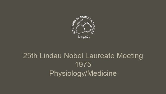 25th Lindau Nobel Laureate Meeting (1975)