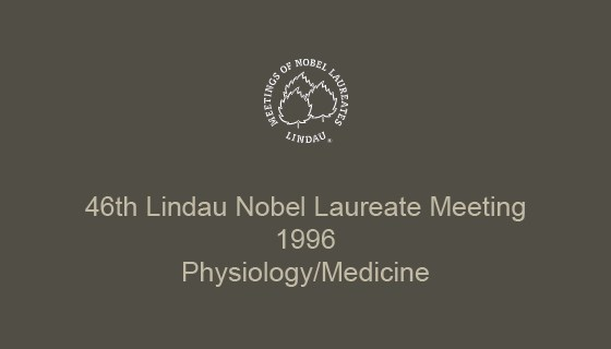 46th Lindau Nobel Laureate Meeting (1996)