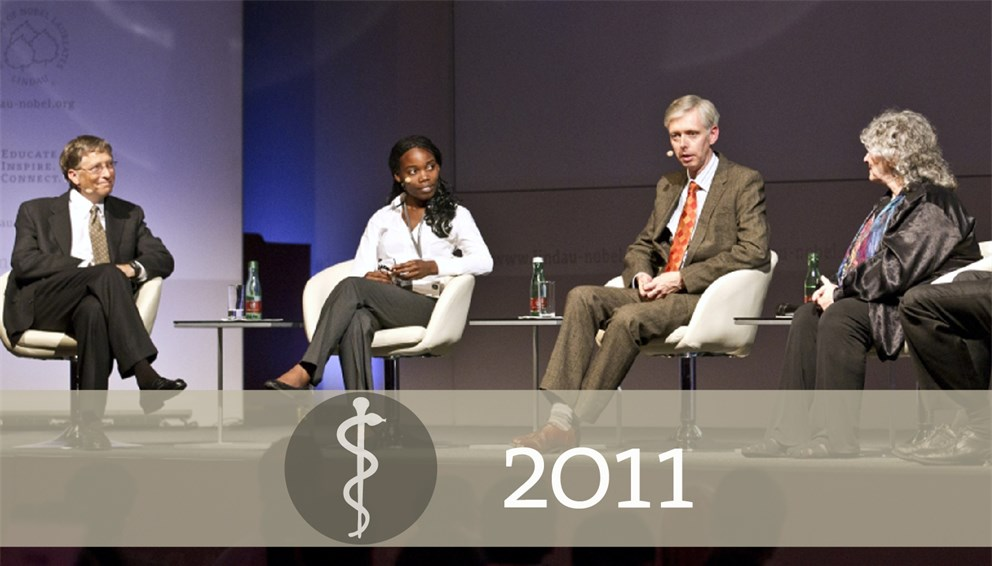 61st Lindau Nobel Laureate Meeting (2011)