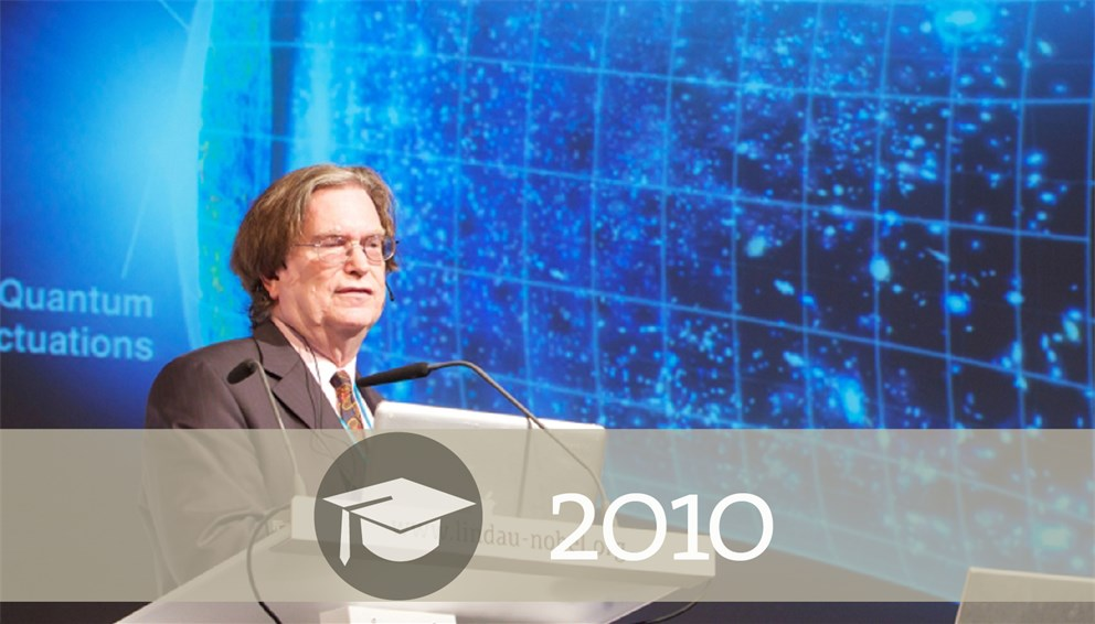 60th Lindau Nobel Laureate Meeting (2010)