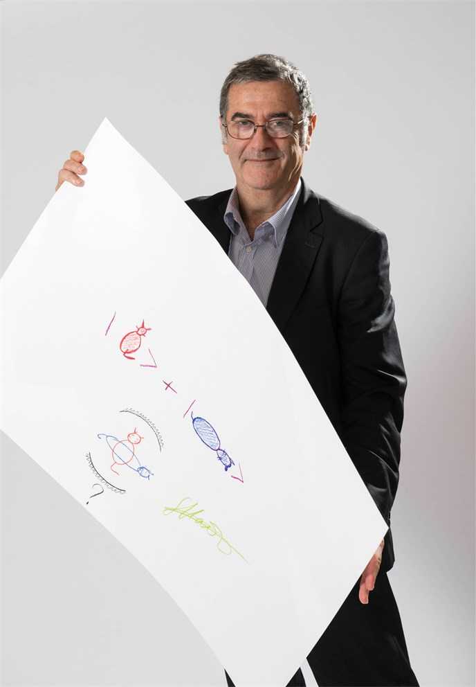 Serge Haroche's Sketch of Science