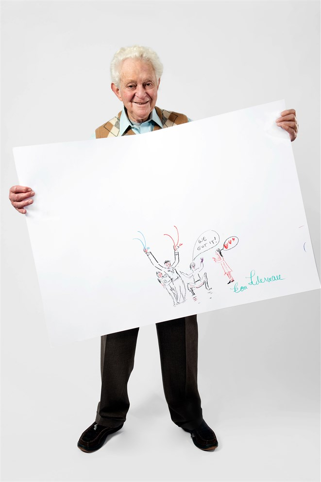 Leon Lederman's Sketch of Science