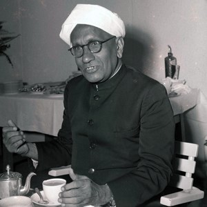Sir Chandrasekhara Venkata Raman