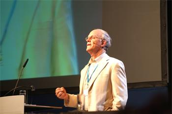 David Gross - Lecture 'The Future of Physics' by David Gross (Laureate, Physics 2004)