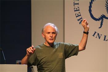 Sir Harold Kroto - Lecture: '2010 - A Nanospace Odyssey' by Sir Harold Kroto (Laureate Chemistry, 1996)