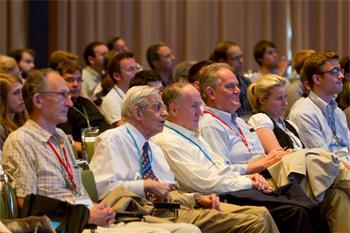 4th Lindau Meeting on Economic Sciences, 2011 - Scholarly award-winning audience