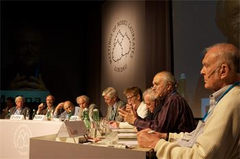 59th Lindau Nobel Laureate Meeting, 2009 - Plenary Panel Discussion