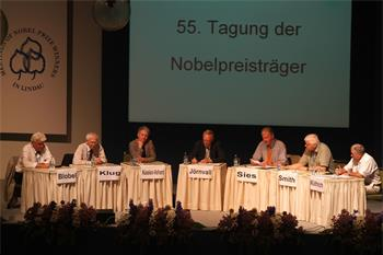 55th Lindau Nobel Laureate Meeting, 2005 - Plenary Panel Discussion