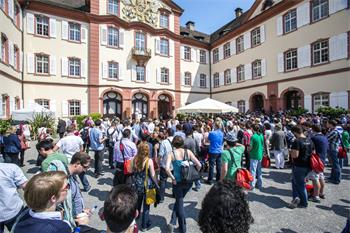 63rd Lindau Nobel Laureate Meeting, 2013 - Farewell ceremony on the Isle of Mainau.