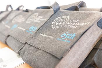 65th Lindau Nobel Laureate Meeting - Official bag of the 65th Lindau Nobel Laureate Meeting.