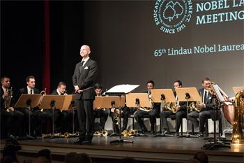 65th Lindau Nobel Laureate Meeting - Concert with the Vienna Philharmonic Orchestra.