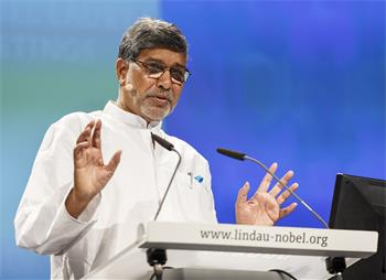 Kailash Satyarthi - Kailash Satyarthi on 'Education Needs to be Equitable and Inclusive for All'.