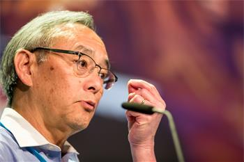 Steven Chu - Steven Chu on 'Optical Microscopy 2.0' at the 66th Lindau Nobel Laureate Meeting.