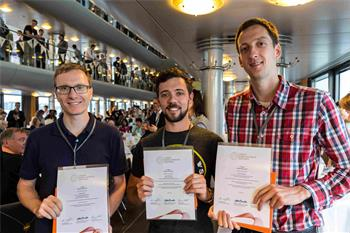 Poster Session Winners - Winners of the poster session at the 66th Lindau Nobel Laureate Meeting.